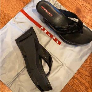PRADA shoes 🔴Flipflops
